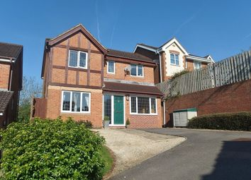Thumbnail 4 bed detached house to rent in Livia Way, Lydney
