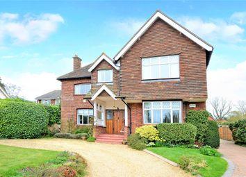 Thumbnail 4 bed detached house for sale in Hillside Road, Aldershot