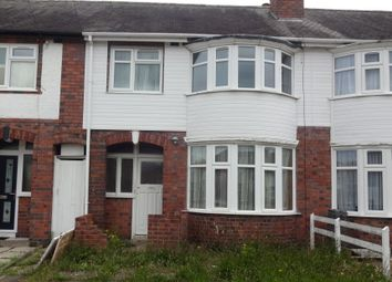 Thumbnail 3 bed town house for sale in Staveley Road, Off Chesterfield Road, Leicester