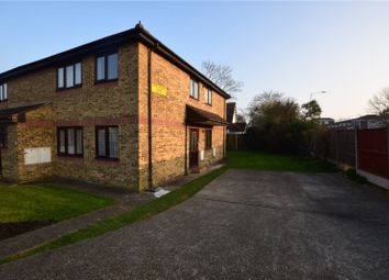 Thumbnail 2 bed flat to rent in Clay Hill Road, Basildon