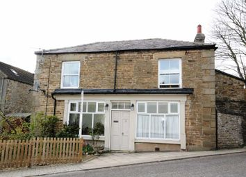 Thumbnail 3 bed detached house for sale in Front Street, Wearhead, Bishop Auckland