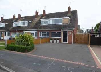 Thumbnail 2 bed terraced house for sale in Woburn Avenue, Tuffley, Gloucester
