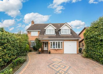 Thumbnail 4 bedroom detached house for sale in Killerton Park Drive, West Bridgford, Nottingham
