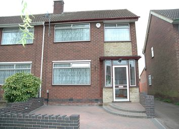 Thumbnail 4 bed end terrace house to rent in Greensleeves Close, Whitmore Park, Coventry