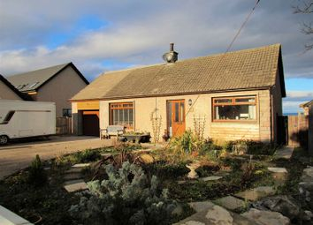 Thumbnail 2 bed detached bungalow for sale in Burghead, Elgin