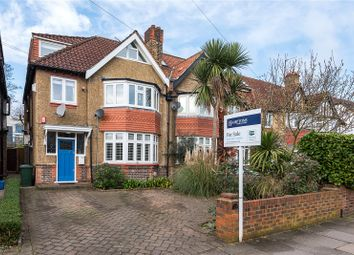 Thumbnail 5 bed semi-detached house for sale in Elmfield Avenue, Teddington