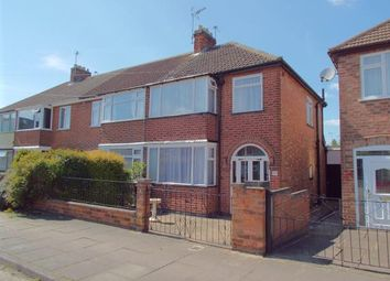 Thumbnail 3 bed end terrace house for sale in Shropshire Road, Aylestone, Leicester, Leicestershire