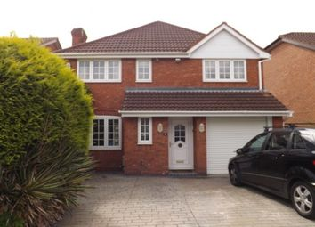 Stainsby Croft, Solihull B90. 4 bed detached house