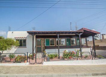 Thumbnail 3 bed detached house for sale in Larnaca-Dhekelia Road, Dhekelia, Larnaca, Cyprus