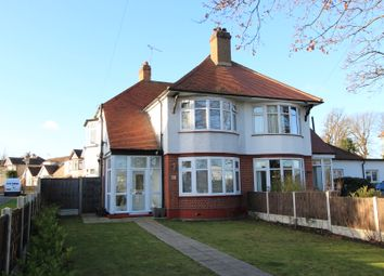 Thumbnail 3 bed semi-detached house for sale in Kiln Road, Benfleet, Essex