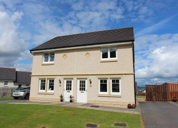Thumbnail 2 bed semi-detached house for sale in 2 Holly Gardens, Slackbuie, Inverness, Highland.