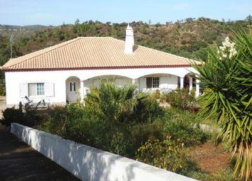 Thumbnail 4 bed bungalow for sale in Sao Bras De Alportel, Central Algarve, Portugal