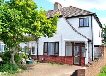 Thumbnail 3 bedroom end terrace house to rent in Ashleigh Road, London