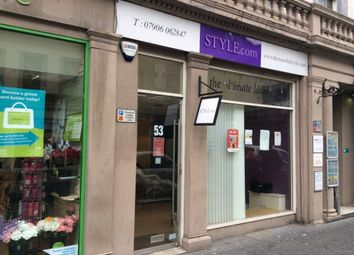 Thumbnail Retail premises for sale in 53 Reform Street, Dundee