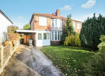 3 bed semi-detached house for sale in Woodhouse Lane, Sale M33