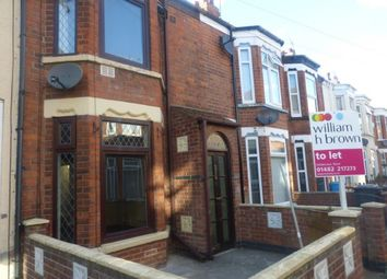 Thumbnail 2 bedroom terraced house to rent in Belle-Vue, Middleburg Street, Hull