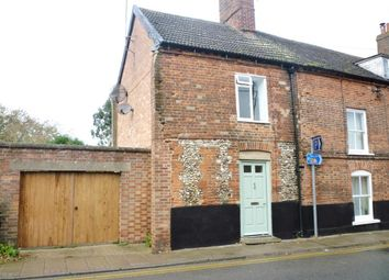 Thumbnail 2 bed property to rent in Cley Road, Swaffham