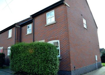 Thumbnail 3 bed semi-detached house to rent in Bernard Street, Woodville, Swadlincote