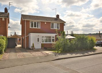 Thumbnail Detached house for sale in Parklands Drive, Harlaxton, Grantham