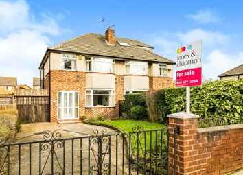 Thumbnail 3 bed semi-detached house for sale in Upton Road, Moreton, Wirral