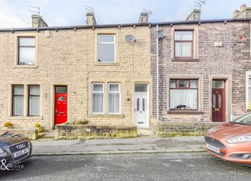 Thumbnail 2 bed terraced house for sale in Cross Street, Briercliffe, Burnley
