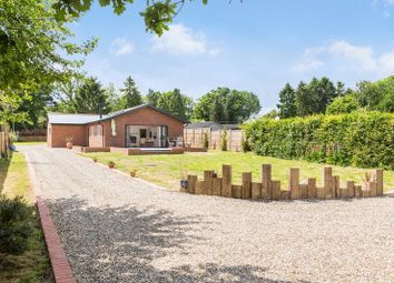 Thumbnail 4 bed detached bungalow for sale in Hare Lane, Blindley Heath, Surrey