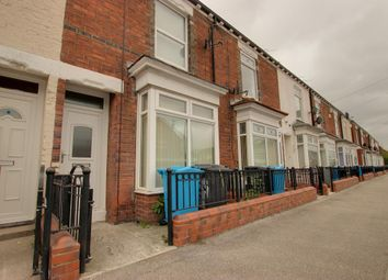 Thumbnail 2 bedroom terraced house for sale in Belmont Street, Hull