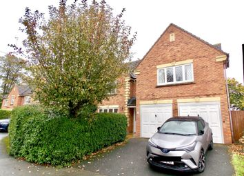Thumbnail 5 bed detached house to rent in Pear Tree Way, Wychbold, Worcestershire