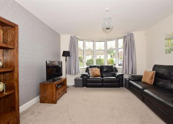 Thumbnail 3 bed semi-detached house for sale in Begonia Avenue, Gillingham, Kent