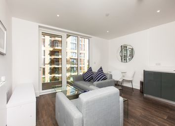 Thumbnail 1 bed flat to rent in Royal Arsenal Riverside, Compton House, Woolwich