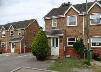 Thumbnail 2 bed end terrace house to rent in Lime Avenue, Westergate, Chichester