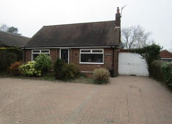 Thumbnail 2 bedroom bungalow to rent in Red Lane, South Normanton, Alfreton
