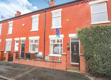 Thumbnail 2 bed terraced house to rent in Moston Street, Stockport