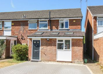 Thumbnail 3 bed end terrace house for sale in Beeching Stoke, Marlow