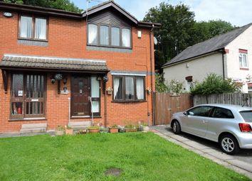 Thumbnail 2 bed semi-detached house for sale in Calder Street, Ashton-On-Ribble, Preston, Lancashire