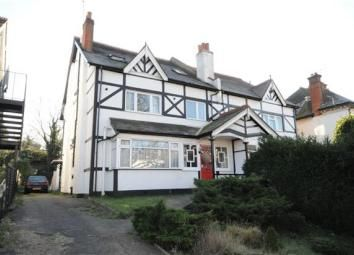 Thumbnail Flat to rent in Brighton Road, Purely