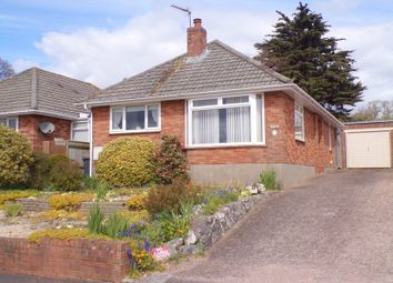 Hill Drive, Exmouth EX8. 2 bed detached bungalow for sale