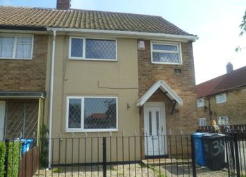 Thumbnail 2 bed property to rent in Retford Grove, Hull