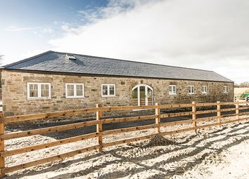 Thumbnail 3 bed barn conversion for sale in Swallows Lodge, Bradley Hall Farm, South Wylam, Northumberland