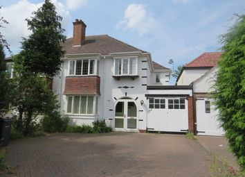 Thumbnail 3 bed semi-detached house to rent in Whitehouse Common Road, Sutton Coldfield