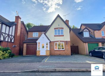 4 bed detached house for sale in Heybridge Road, Leicester LE5