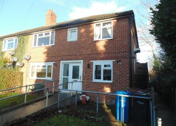 Thumbnail 2 bed flat to rent in Sutton Avenue, Tamworth