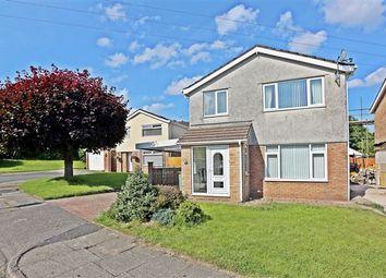 Thumbnail 3 bed detached house for sale in Heol Dderwen, Tonteg, Pontypridd