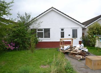 Thumbnail 3 bed detached bungalow for sale in Pentre Isaf, Llanrhystud, Ceredigion