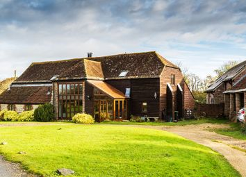 Thumbnail 4 bed barn conversion for sale in West Fossil, Dorchester
