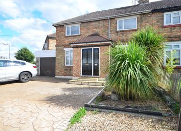 Thumbnail 3 bed semi-detached house to rent in Dale Road, Rochester
