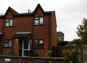Thumbnail 2 bed end terrace house to rent in Mountbatten Place, Bedford