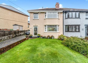 Thumbnail 3 bed semi-detached house for sale in Peniel Road, Treboeth, Swansea