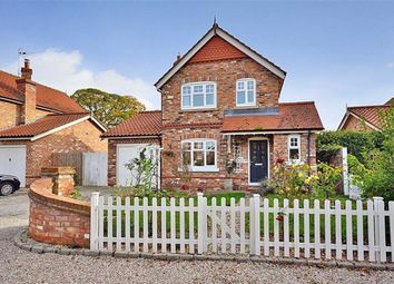 Thumbnail 3 bed detached house for sale in Carrs Meadow, Escrick, York