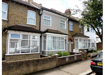 Thumbnail 2 bedroom terraced house for sale in Maldon Road, Southend-On-Sea